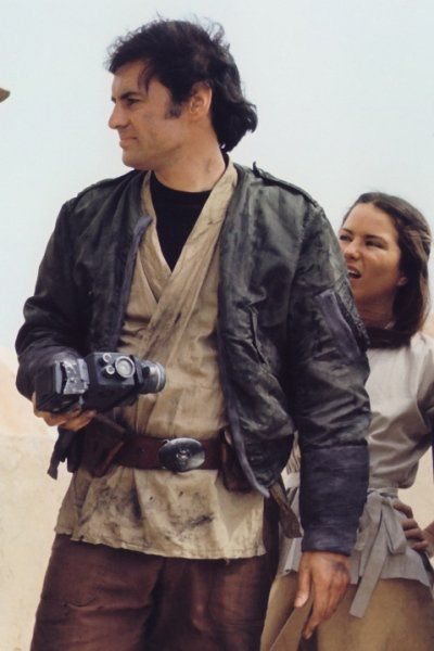 photo tournage rare star wars 91 110+ photos rares du tournage de Star Wars