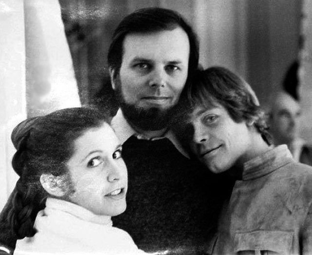photo tournage rare star wars 98 110+ photos rares du tournage de Star Wars
