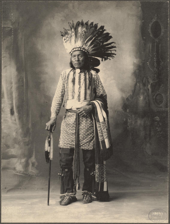 portrait indien reinhart usa ancien 04 Les portraits d'Indiens de Frank A. Rinehart