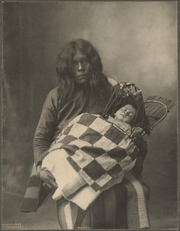 portrait indien reinhart usa ancien 08 Les portraits d'Indiens de Frank A. Rinehart