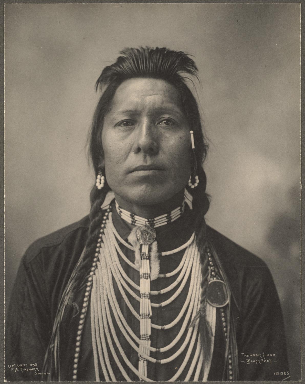 portrait indien reinhart usa ancien 10 Les portraits d'Indiens de Frank A. Rinehart