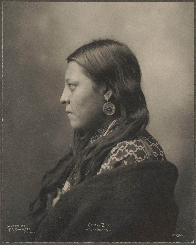 portrait indien reinhart usa ancien 11 Les portraits d'Indiens de Frank A. Rinehart