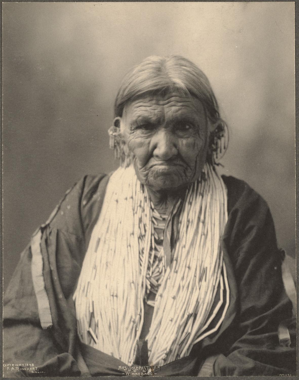 portrait indien reinhart usa ancien 13 Les portraits d'Indiens de Frank A. Rinehart
