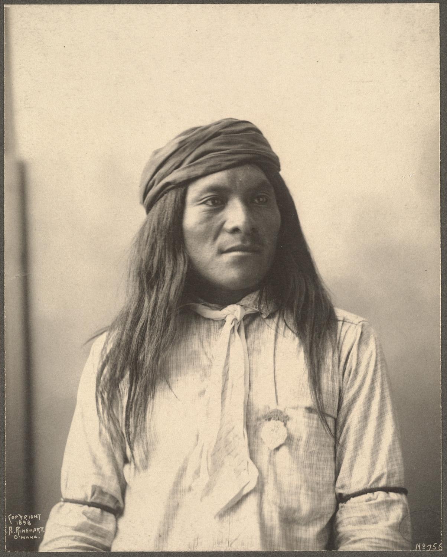 portrait indien reinhart usa ancien 14 Les portraits d'Indiens de Frank A. Rinehart