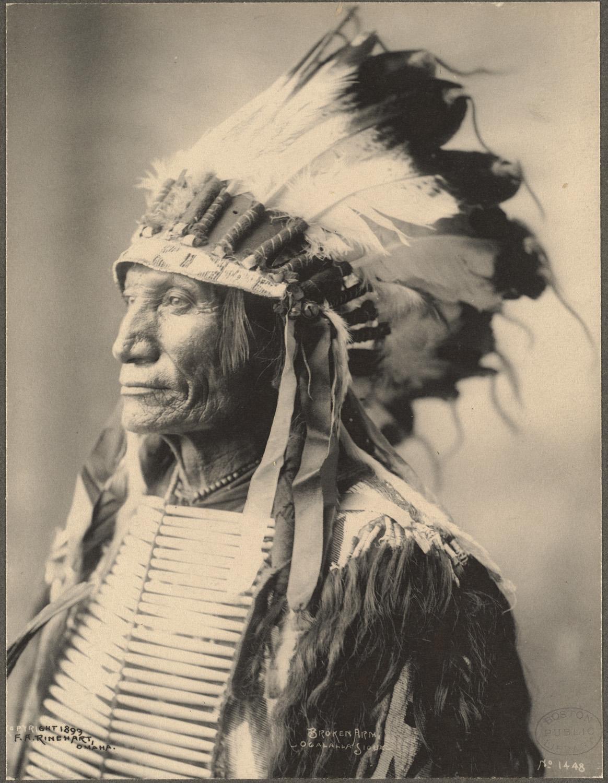 Assez Les portraits d'Indiens de Frank A. Rinehart WS25
