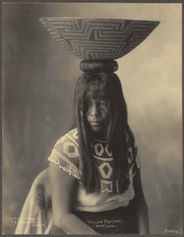 portrait indien reinhart usa ancien 16 Les portraits d'Indiens de Frank A. Rinehart