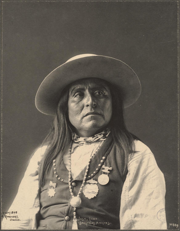 portrait indien reinhart usa ancien 18 Les portraits d'Indiens de Frank A. Rinehart