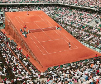 tennis-pente