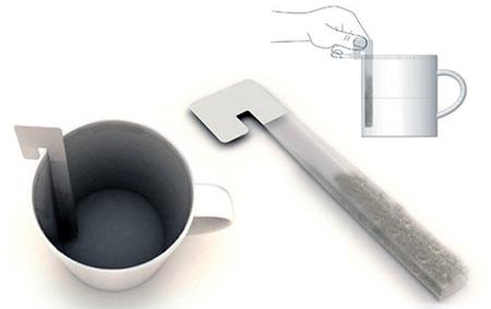 the embalage preparation infusion insolite original 11 Du thé avec des emballages faciles à infuser
