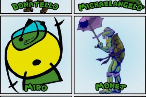 tortue-ninja-peintre