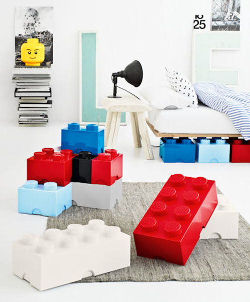 boites de rangement lego. Black Bedroom Furniture Sets. Home Design Ideas