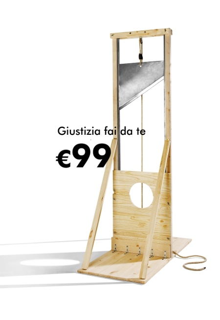 how to build a guillotine