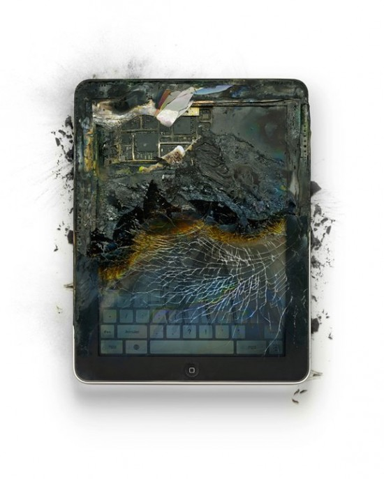 produit apple detruit iphone ipad macbook ipod 01 Destruction de produits Apple