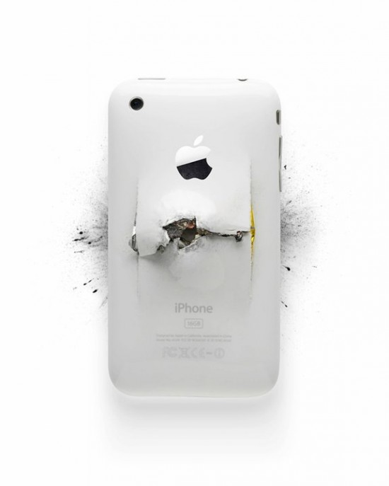 produit apple detruit iphone ipad macbook ipod 04 Destruction de produits Apple