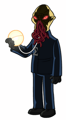 doctor who simpsons 05 Les personnages de Doctor Who Simpsonisés
