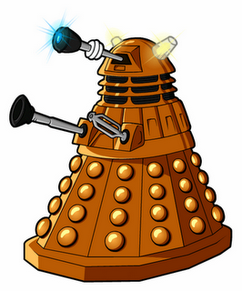 doctor who simpsons 08 Les personnages de Doctor Who Simpsonisés