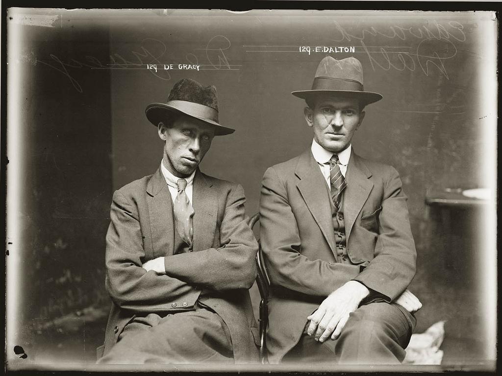 photo police sydney australie mugshot 1920 01 Portraits de criminels australiens dans les années 1920