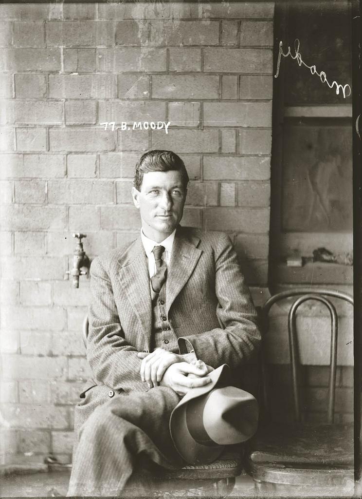 photo police sydney australie mugshot 1920 14 Portraits de criminels australiens dans les années 1920