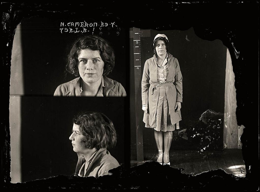 photo police sydney australie mugshot 1920 17 Portraits de criminels australiens dans les années 1920