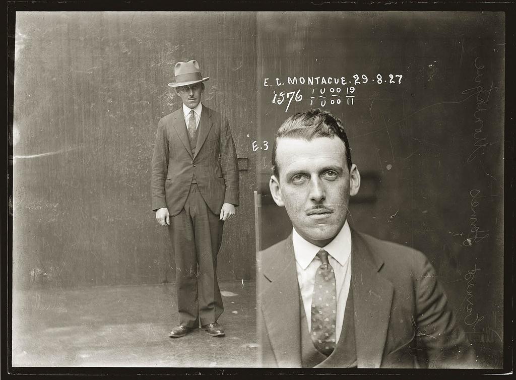 photo police sydney australie mugshot 1920 20 Portraits de criminels australiens dans les années 1920