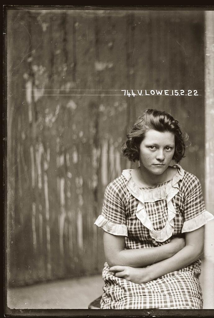 photo police sydney australie mugshot 1920 24 Portraits de criminels australiens dans les années 1920