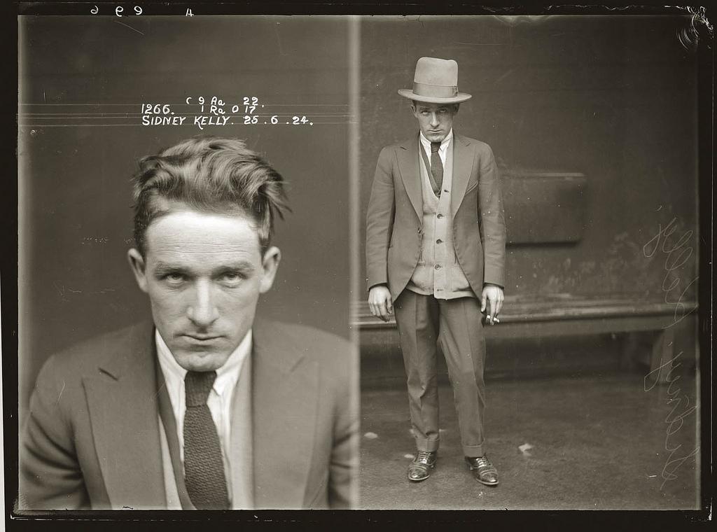 photo police sydney australie mugshot 1920 25 Portraits de criminels australiens dans les années 1920