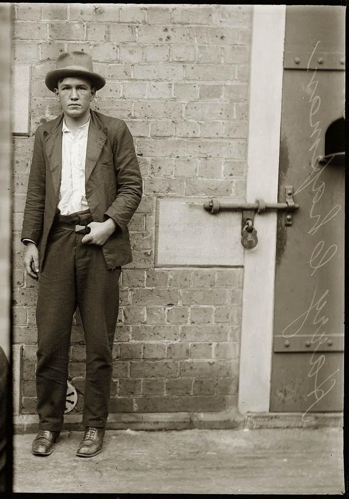 photo police sydney australie mugshot 1920 28 Portraits de criminels australiens dans les années 1920