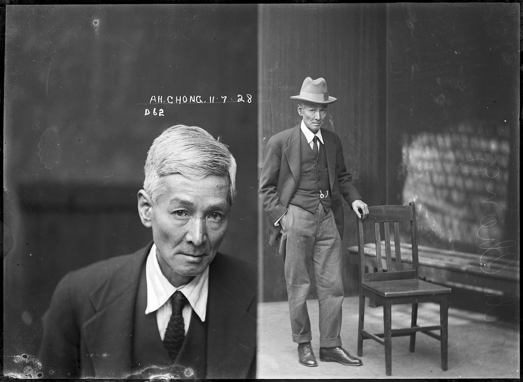photo police sydney australie mugshot 1920 32 Portraits de criminels australiens dans les années 1920