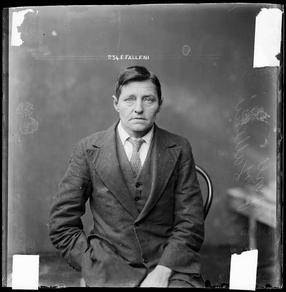 photo police sydney australie mugshot 1920 34 Portraits de criminels australiens dans les années 1920