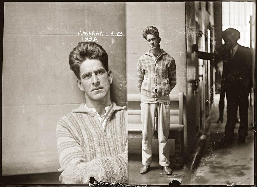 photo police sydney australie mugshot 1920 37 Portraits de criminels australiens dans les années 1920