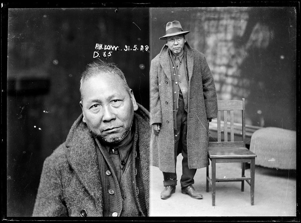 photo police sydney australie mugshot 1920 39 Portraits de criminels australiens dans les années 1920