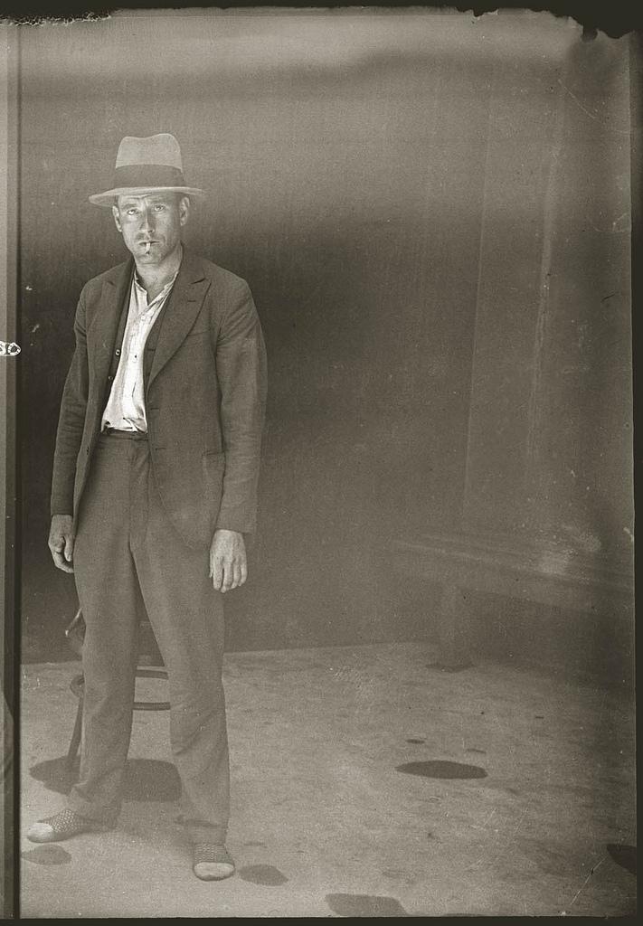 photo police sydney australie mugshot 1920 42 Portraits de criminels australiens dans les années 1920