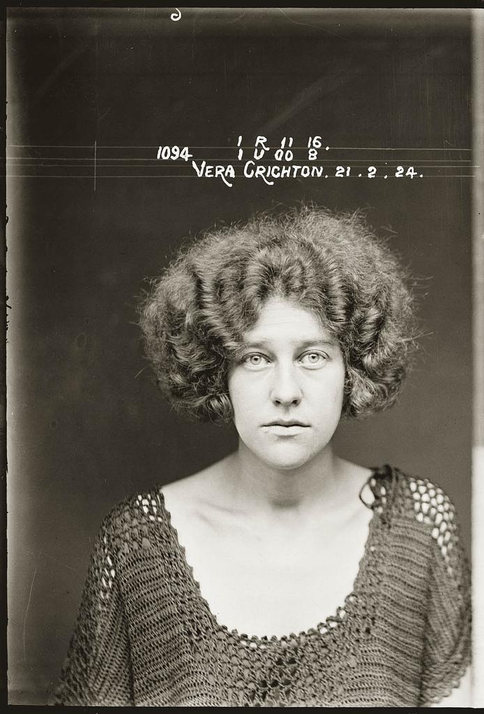 photo police sydney australie mugshot 1920 45 Portraits de criminels australiens dans les années 1920