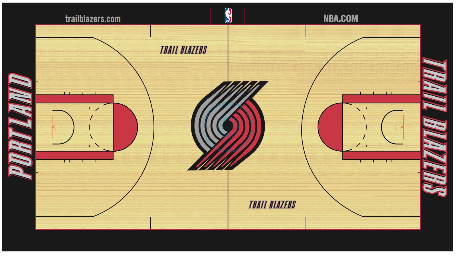 Design Des Terrains De Basket En Nba