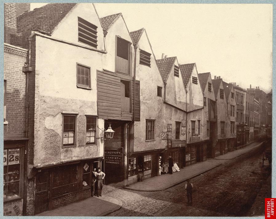 londres 1880 01 Londres en 1880