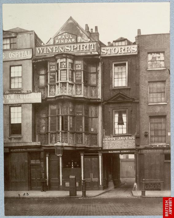 londres 1880 03 Londres en 1880