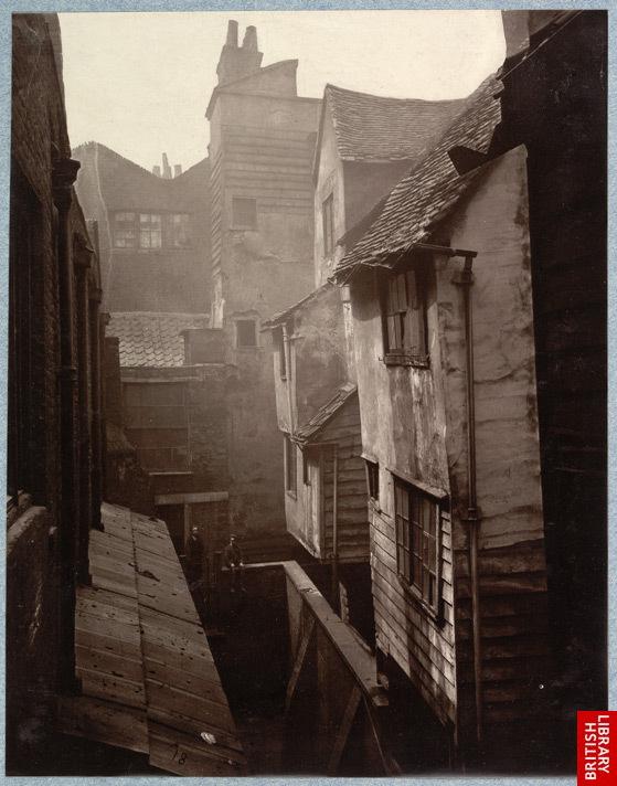 londres 1880 04 Londres en 1880