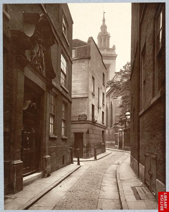 londres 1880 05 Londres en 1880