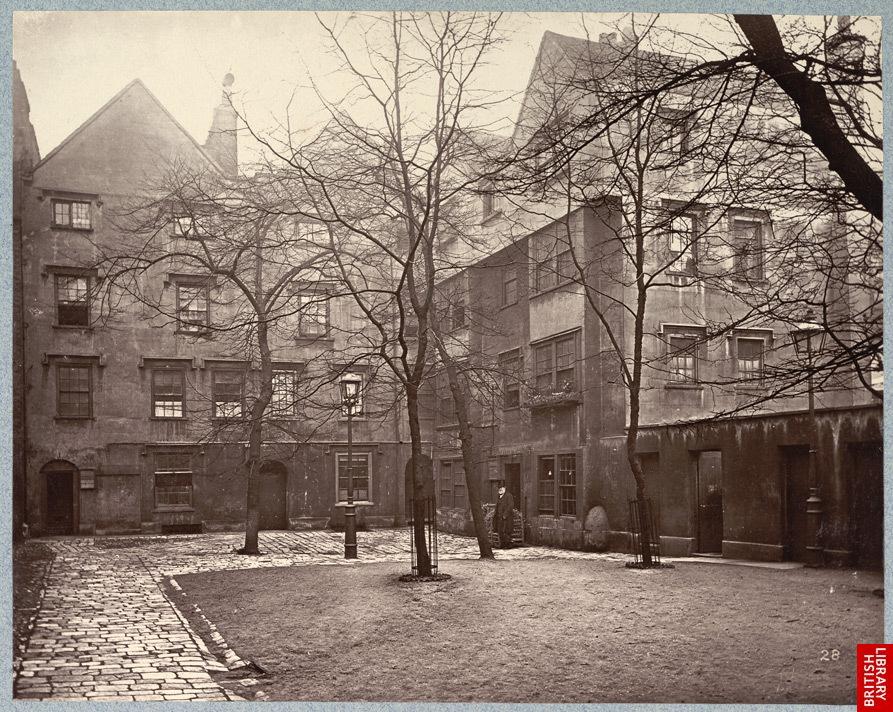 londres 1880 06 Londres en 1880