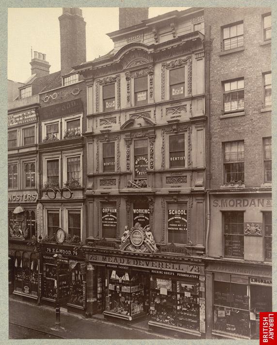 londres 1880 07 Londres en 1880