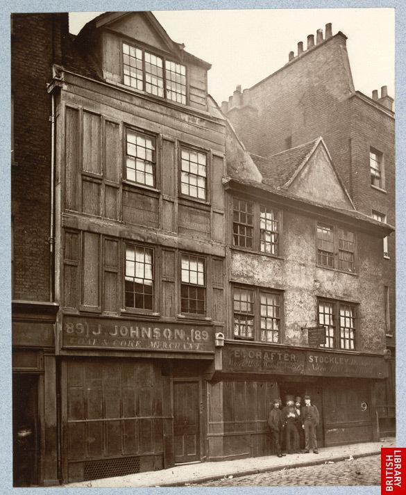 londres 1880 08 Londres en 1880
