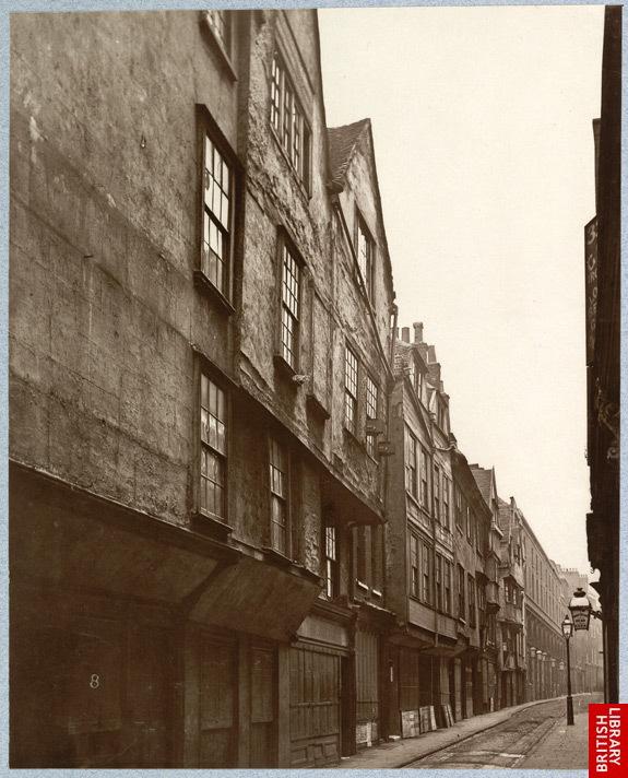 londres 1880 10 Londres en 1880