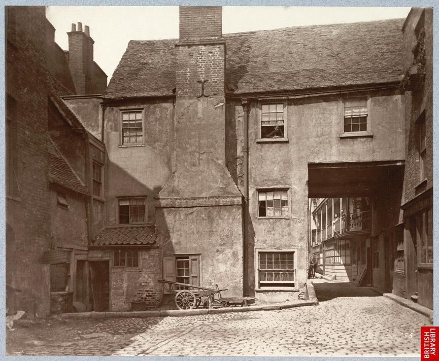 londres 1880 11 Londres en 1880