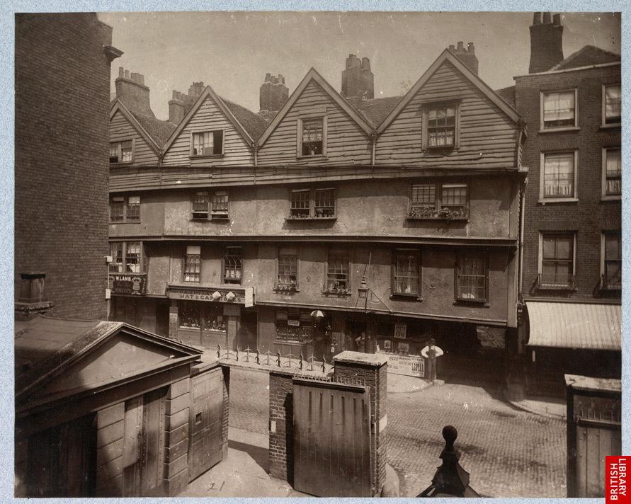 londres 1880 12 Londres en 1880