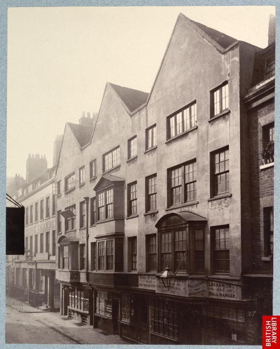 londres 1880 17 Londres en 1880