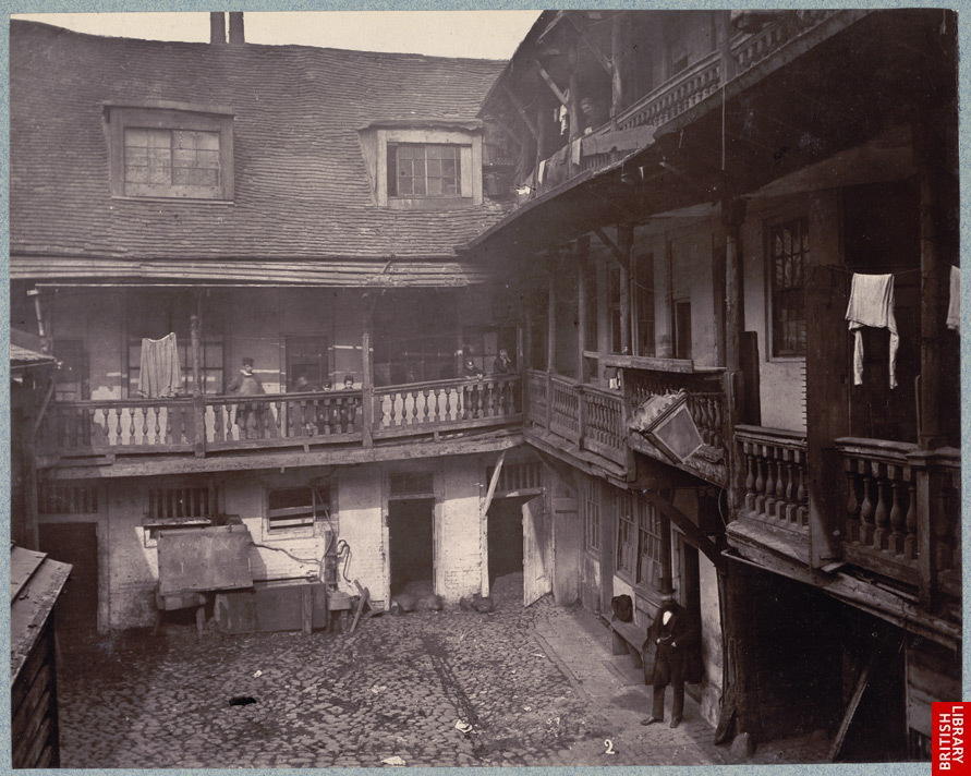 londres 1880 24 Londres en 1880