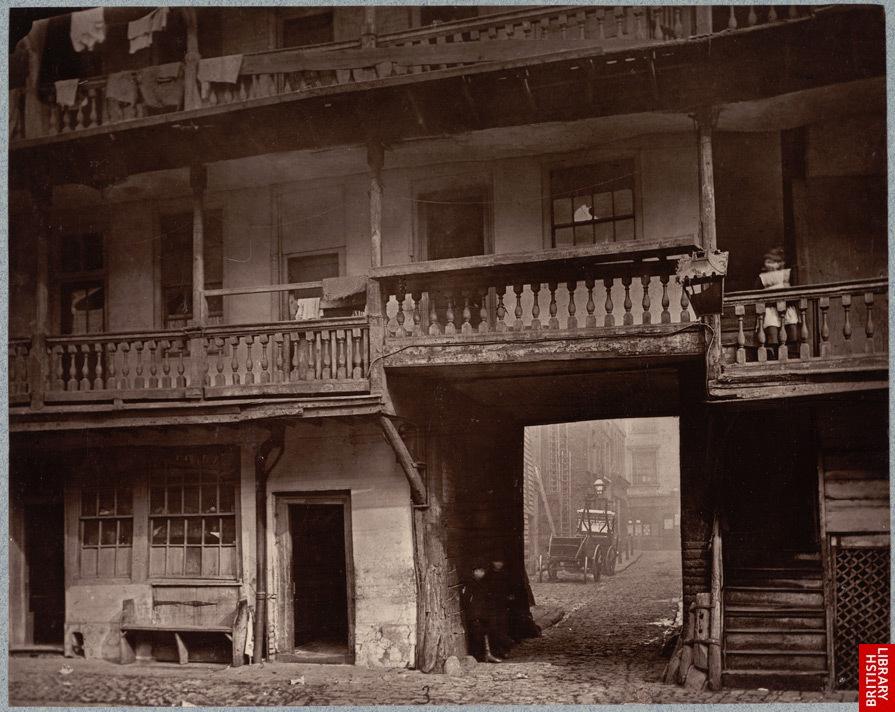 londres 1880 25 Londres en 1880