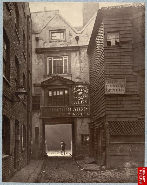 londres 1880 26 Londres en 1880