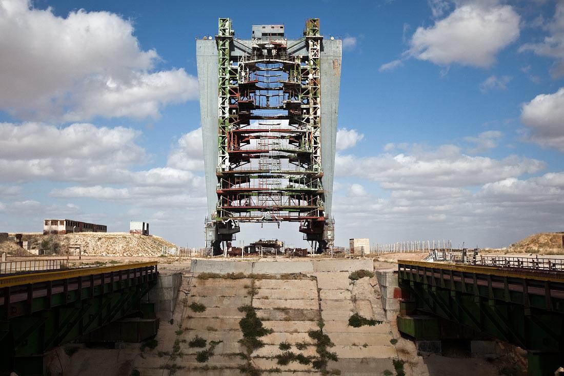 navette spatiale russe buran pasdetir abandonne 08 Buran, la navette spatiale Russe