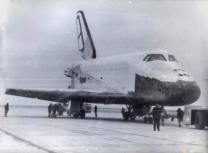 navette spatiale russe buran procedure atterrisage 01 Buran, la navette spatiale Russe